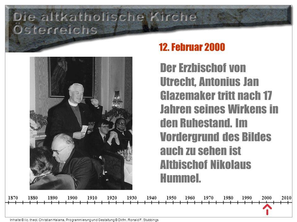 12. Februar 2000