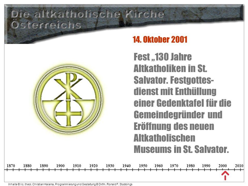 14. Oktober 2001