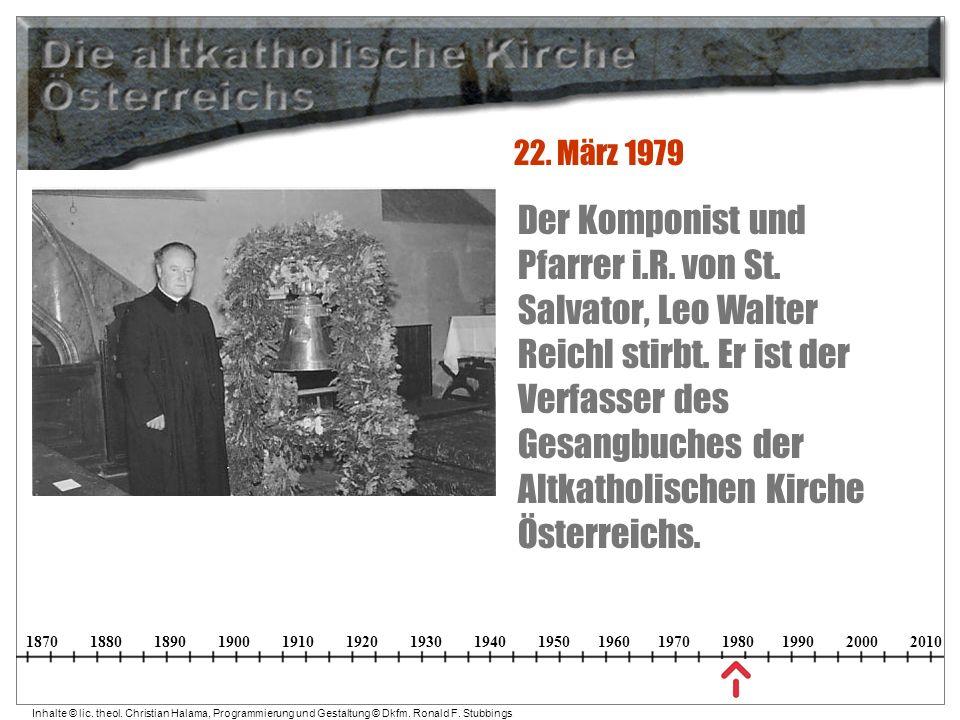22. März 1979
