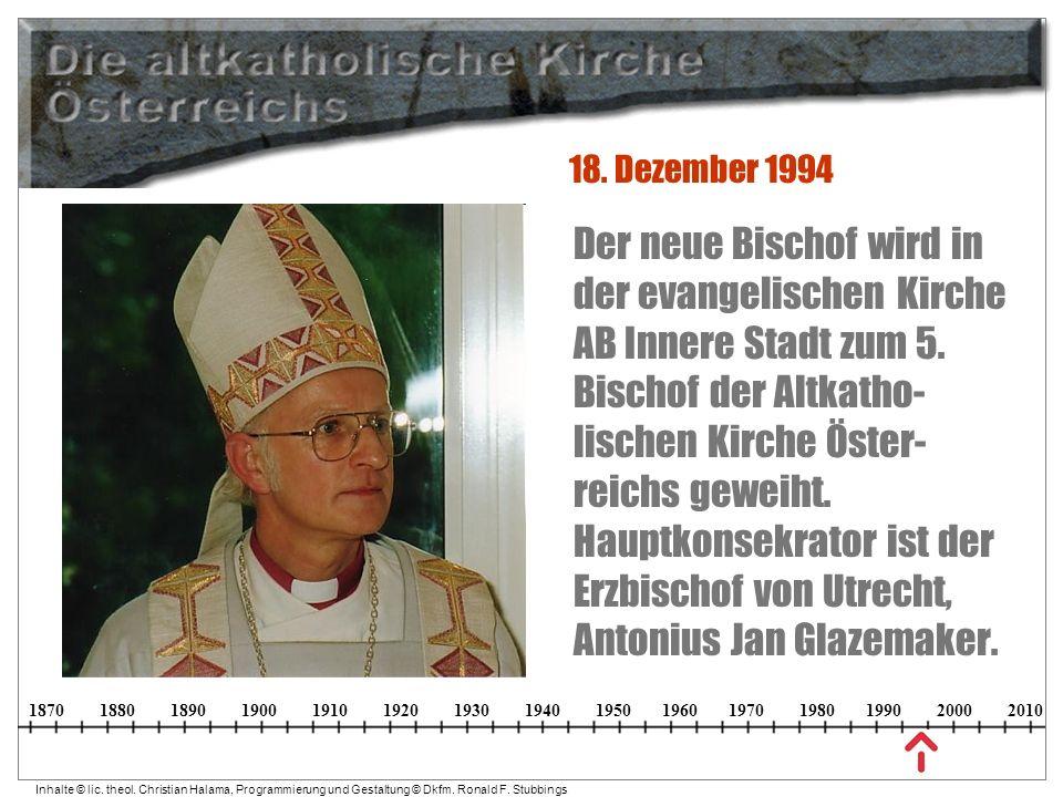18. Dezember 1994