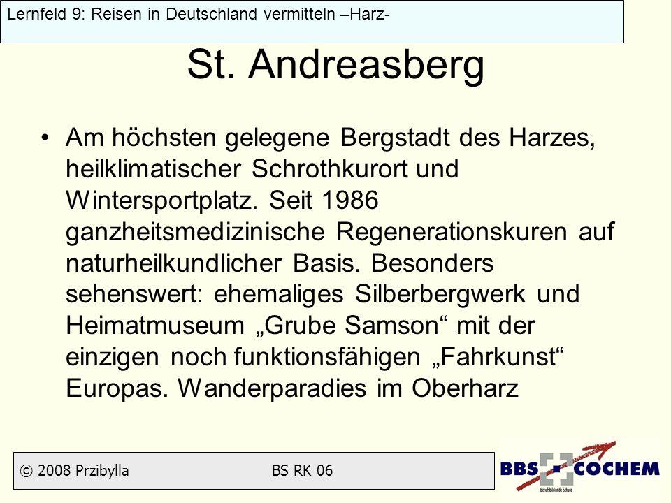 St. Andreasberg
