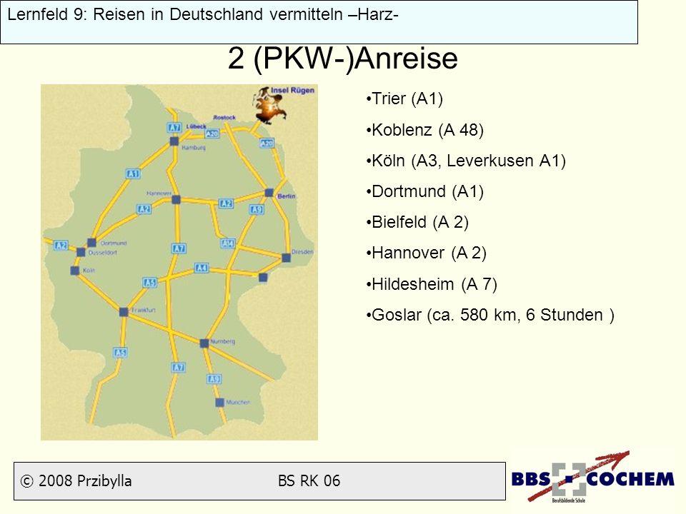 2 (PKW-)Anreise Trier (A1) Koblenz (A 48) Köln (A3, Leverkusen A1)