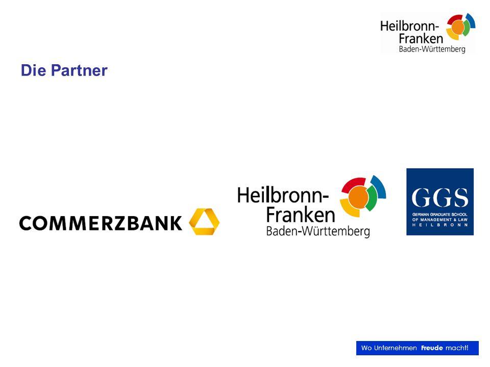 Die Partner Wo Unternehmen Freude macht!