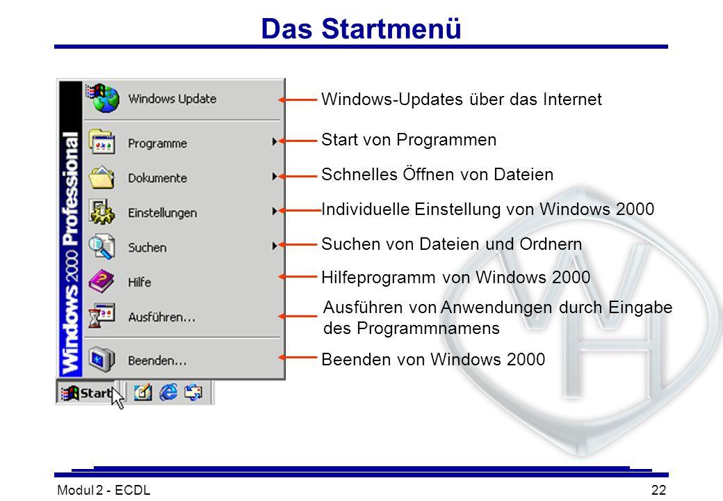 zeige windows update