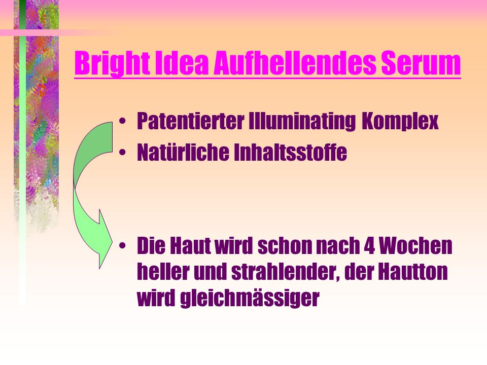Bright Idea Aufhellendes Serum