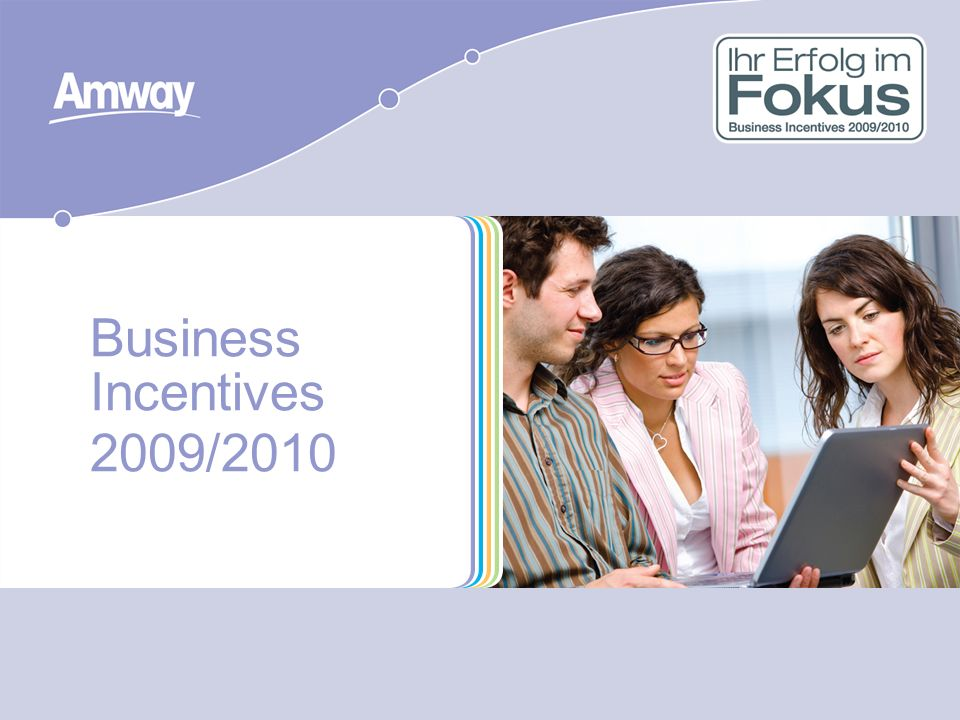 Business Incentives 2009/2010