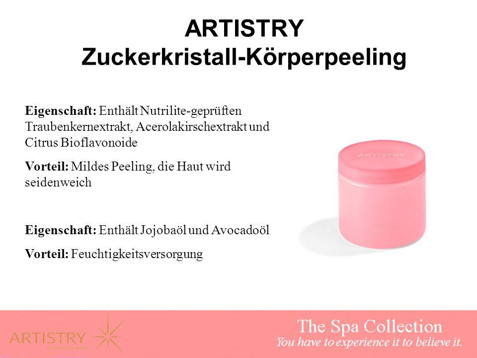 ARTISTRY Zuckerkristall-Körperpeeling