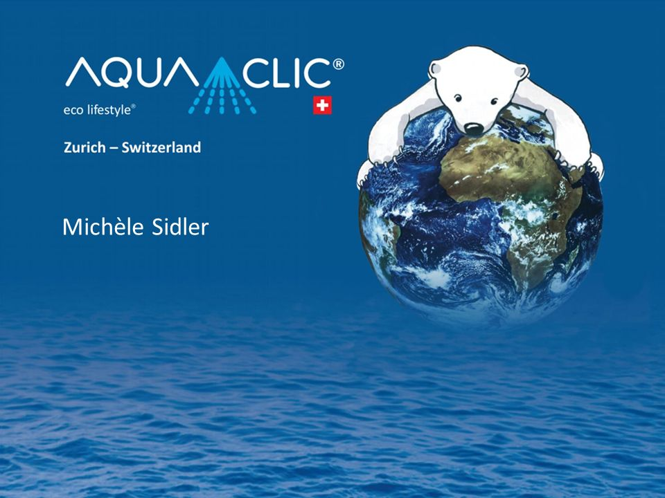 Michèle Sidler www.aquaclic.ch