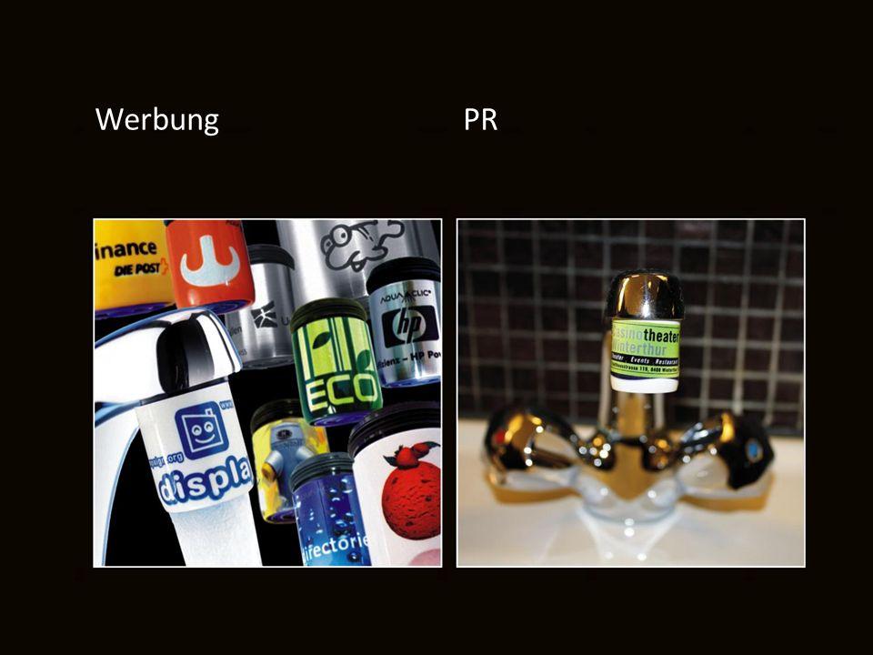 Werbung PR