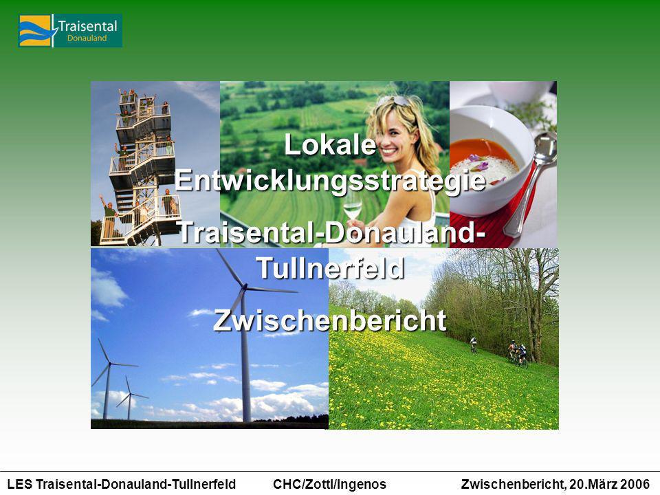Lokale Entwicklungsstrategie Traisental-Donauland-Tullnerfeld