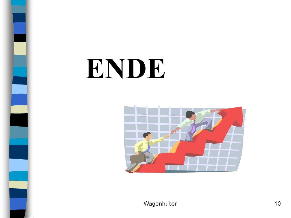 ENDE Wagenhuber