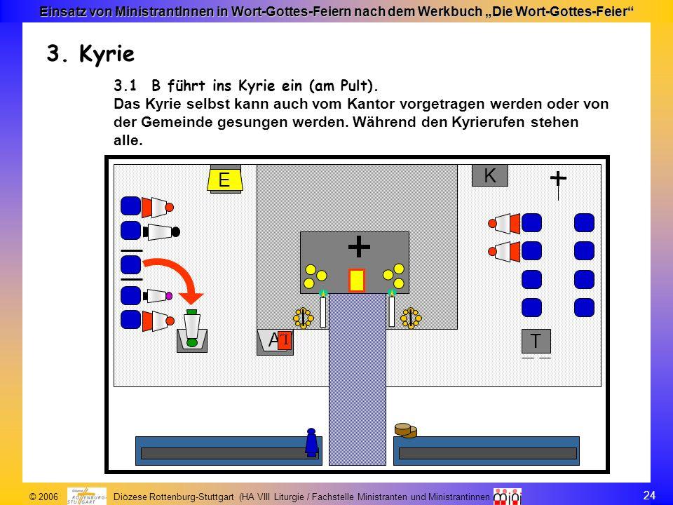 3. Kyrie