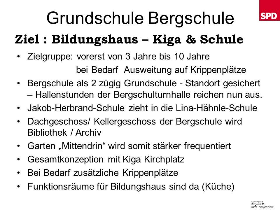 Grundschule Bergschule