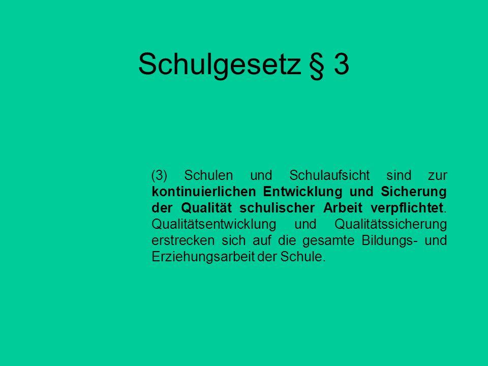 Schulgesetz § 3