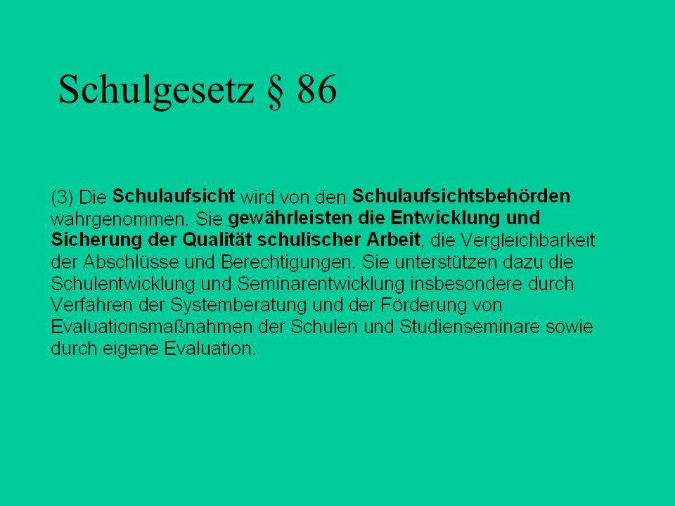 Schulgesetz § 86