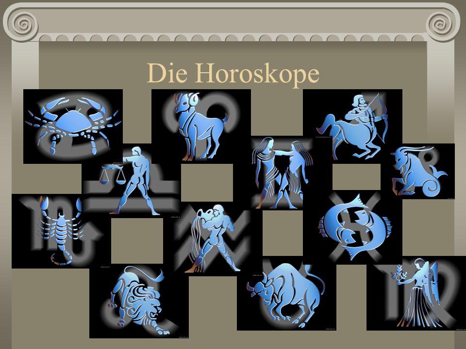 Die Horoskope