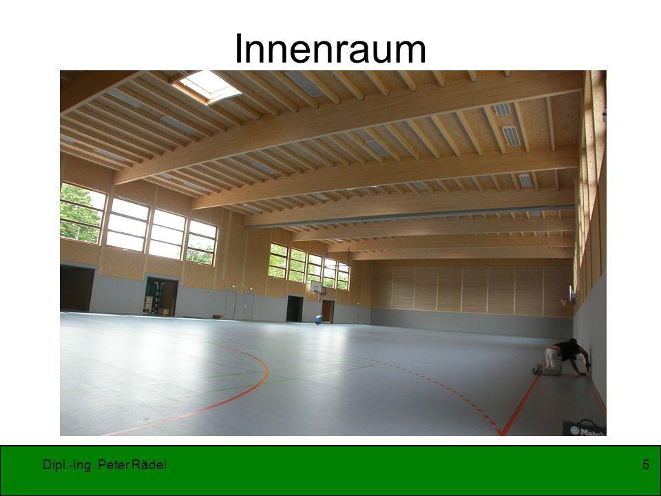 Innenraum Dipl.-Ing. Peter Rädel