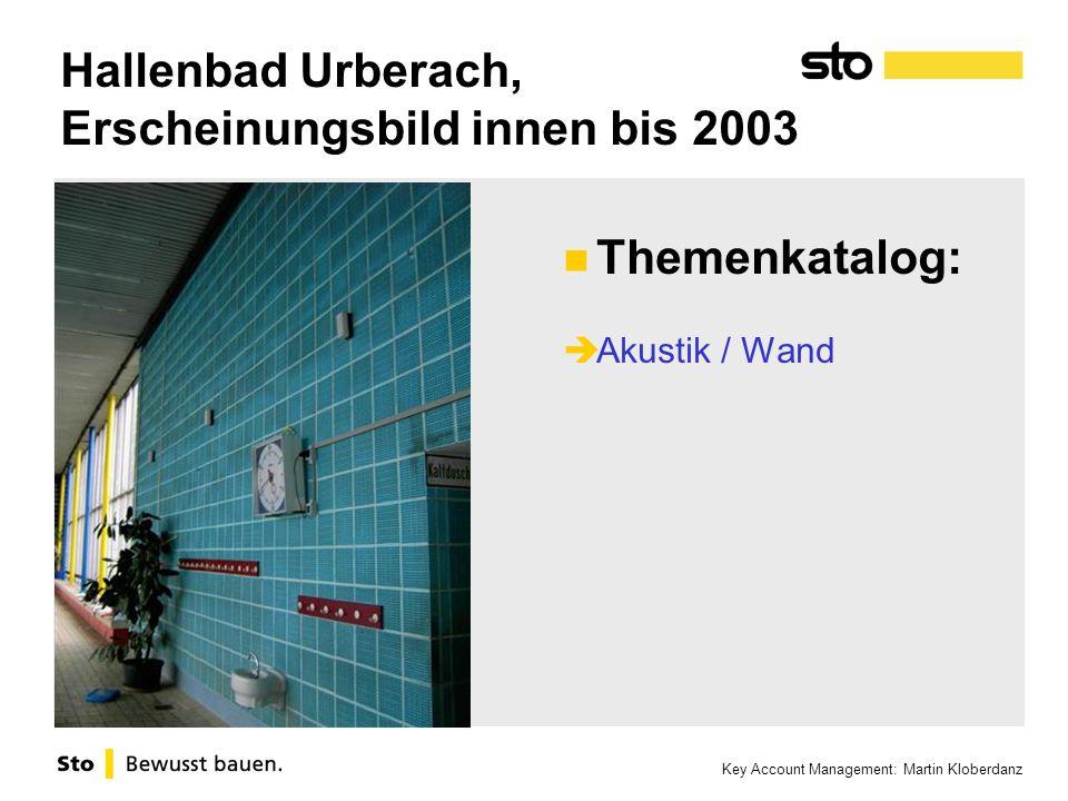 Hallenbad Urberach, Erscheinungsbild innen bis 2003