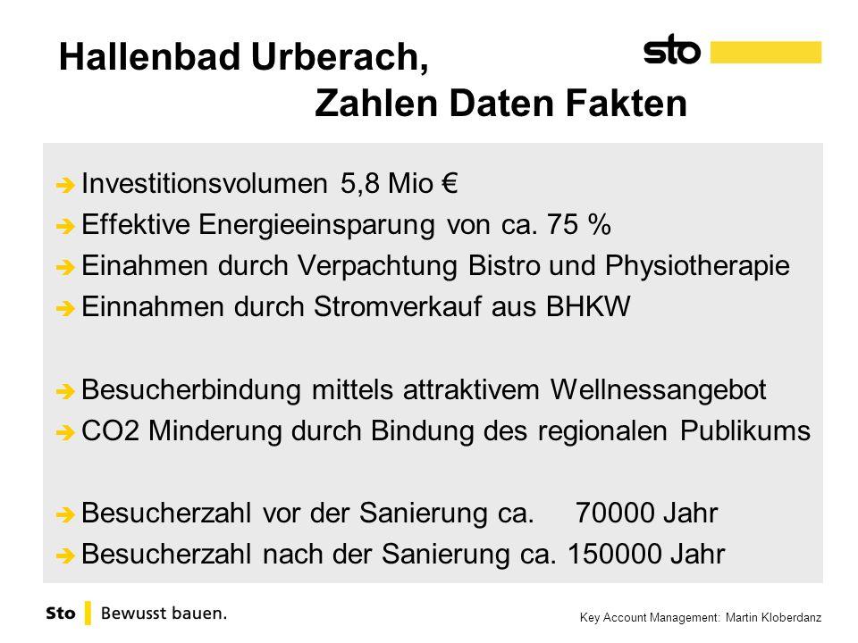 Hallenbad Urberach, Zahlen Daten Fakten