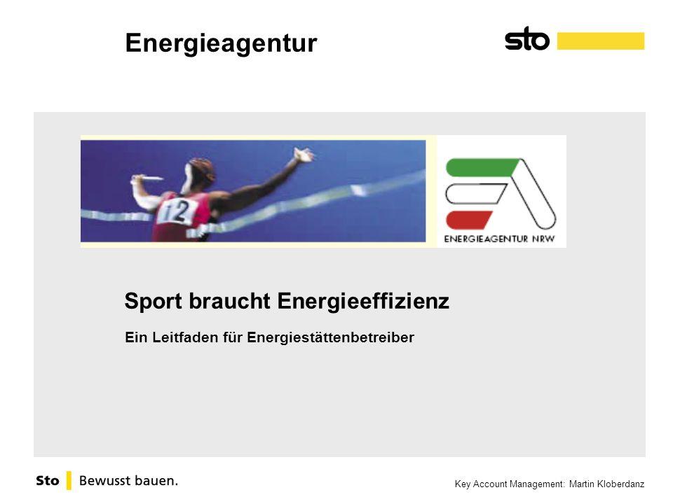Sport braucht Energieeffizienz