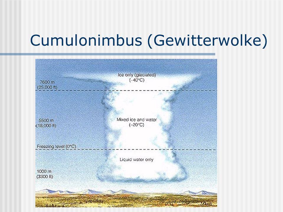 Cumulonimbus (Gewitterwolke)