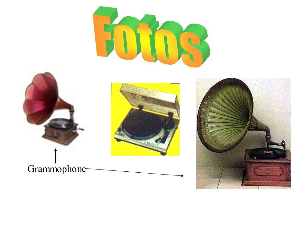 Fotos Grammophone