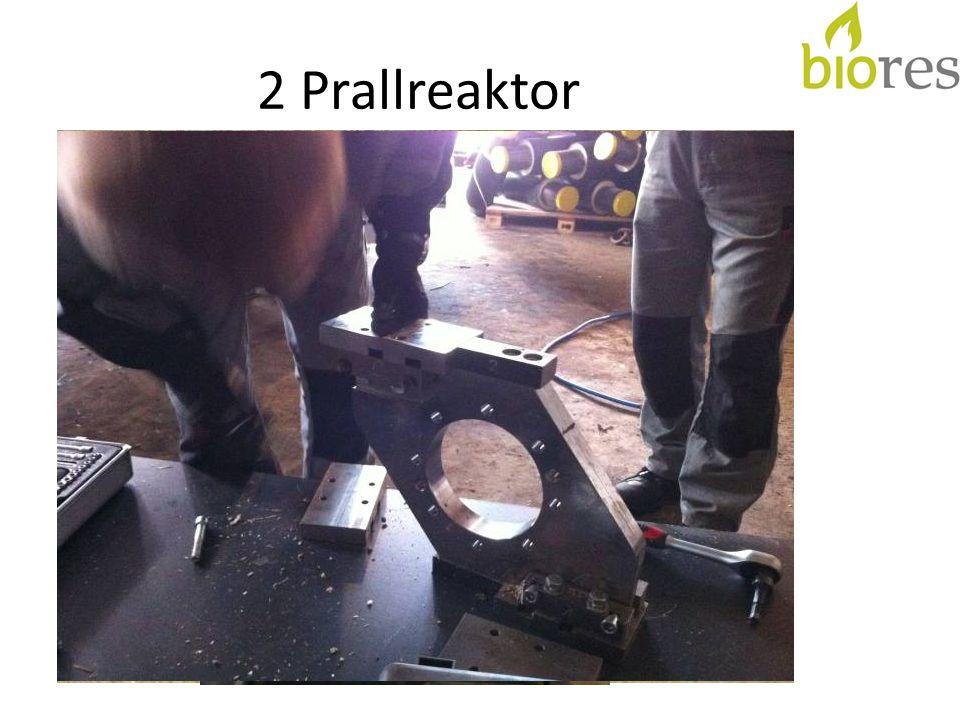 2 Prallreaktor
