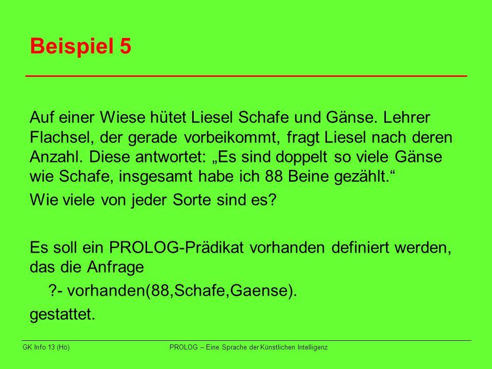 Beispiel 5