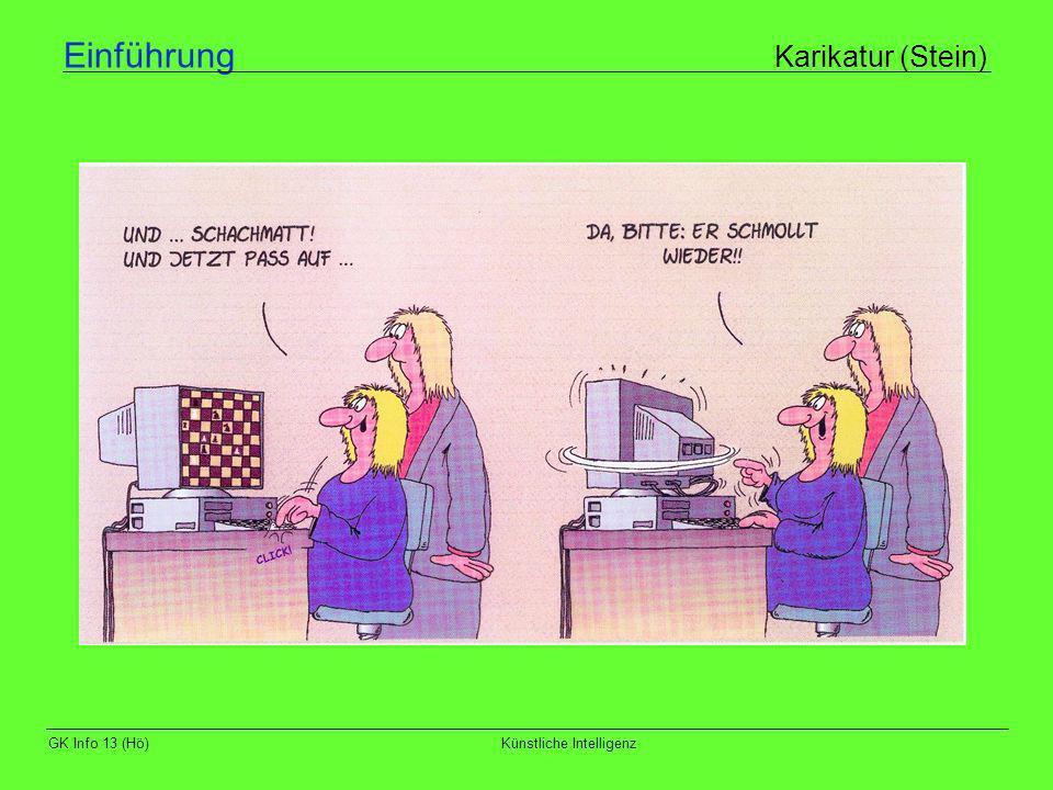 Einführung Karikatur (Stein)