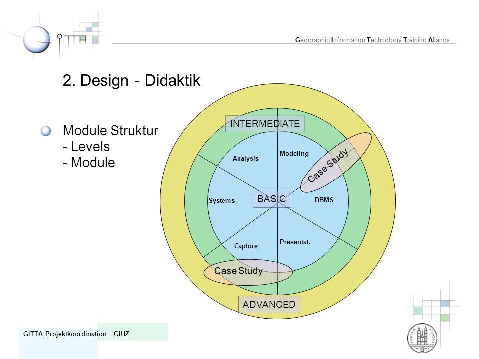 2. Design - Didaktik Module Struktur Levels Module INTERMEDIATE