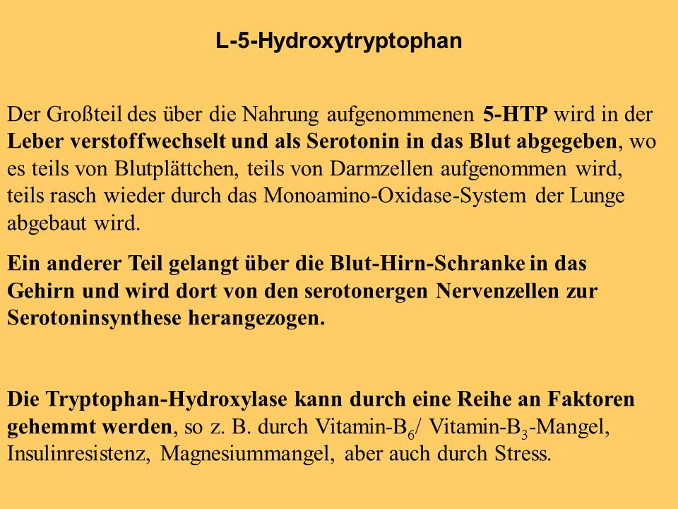 L-5-Hydroxytryptophan