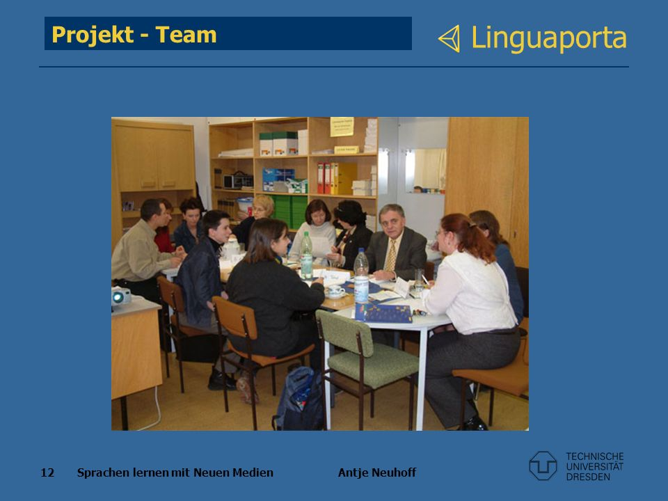 Linguaporta Projekt - Team