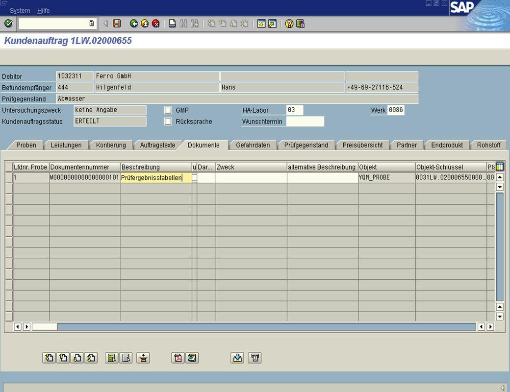 Dokumentenverwaltung am Beispiel eLab