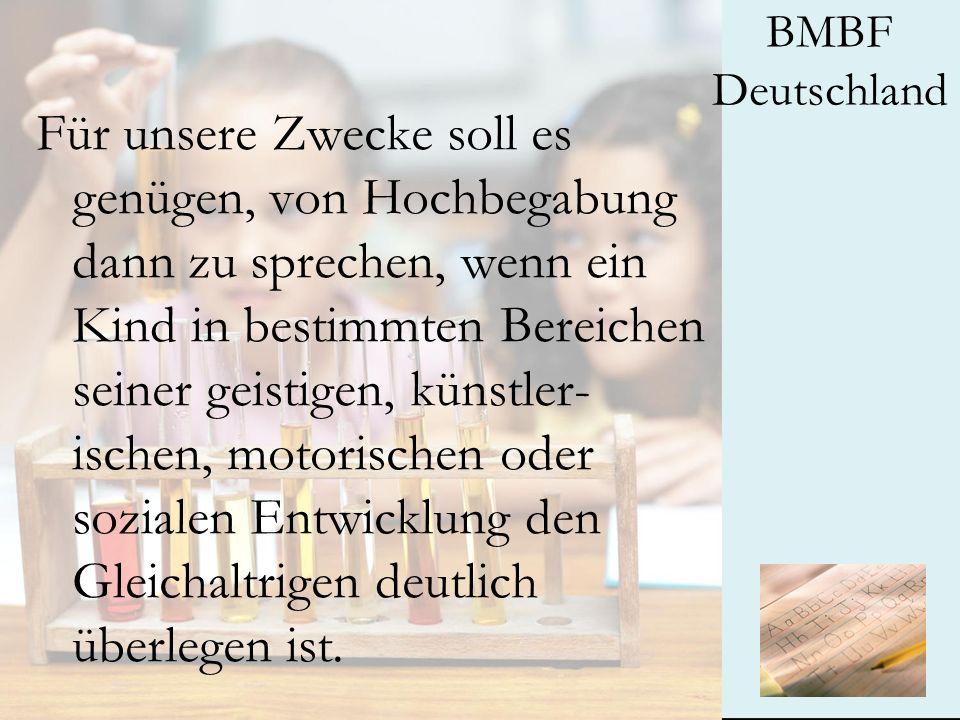 BMBF Deutschland