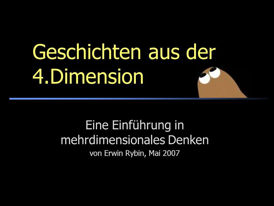Geschichten aus der 4.Dimension