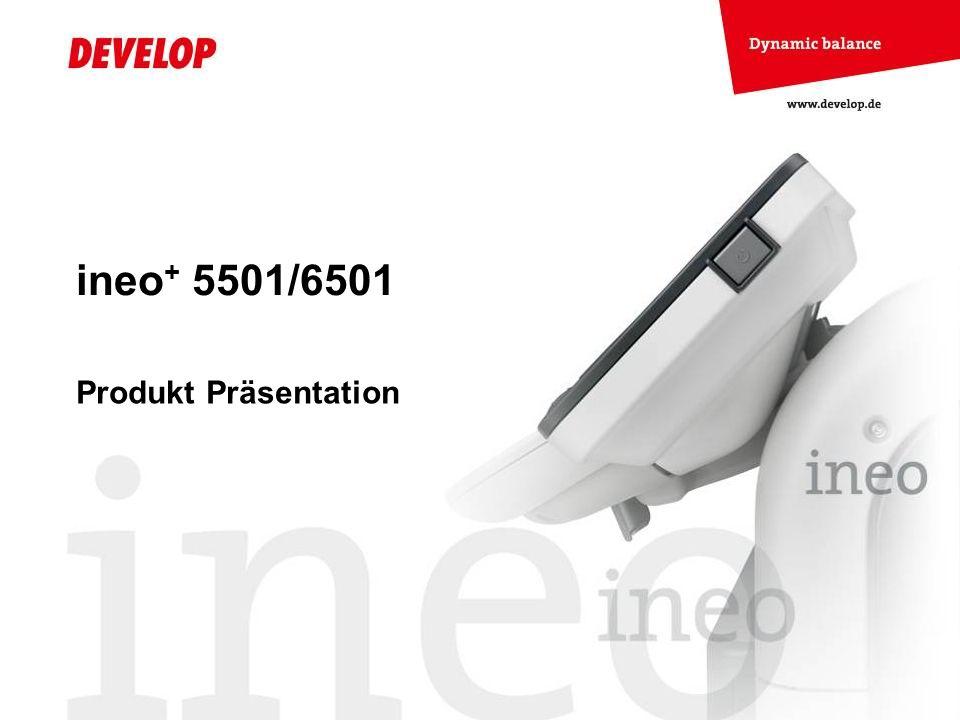 ineo+ 5501/6501 Produkt Präsentation