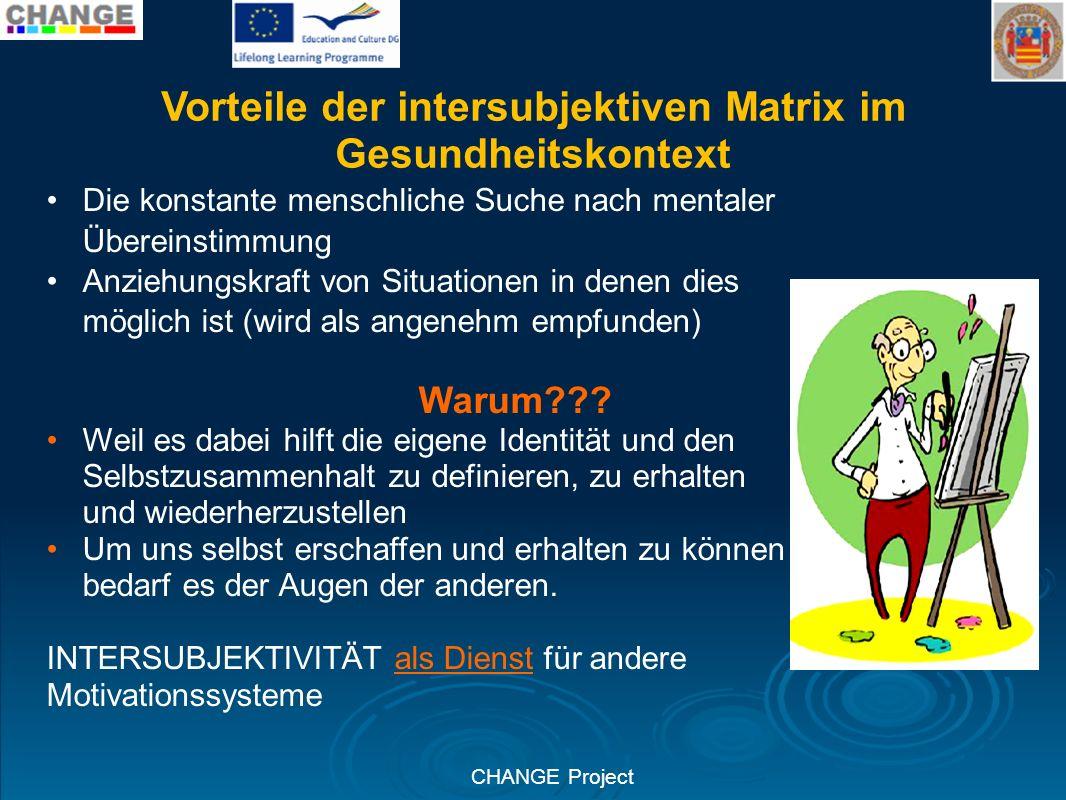Vorteile der intersubjektiven Matrix im Gesundheitskontext