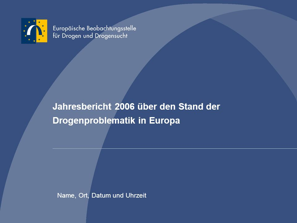 Jahresbericht 2006 über den Stand der Drogenproblematik in Europa