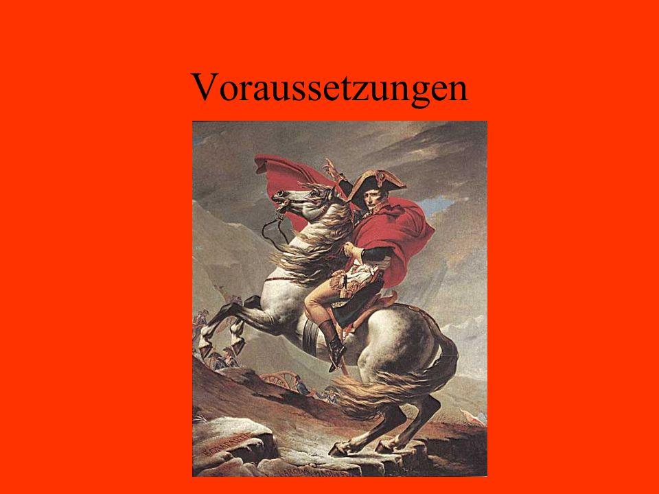 Voraussetzungen 1789 – Ausbruch der Französischen Revolution
