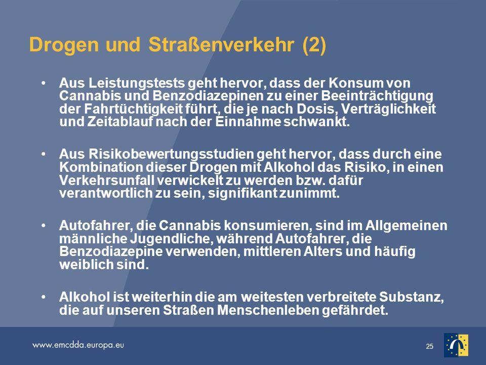 Drogen und Straßenverkehr (2)