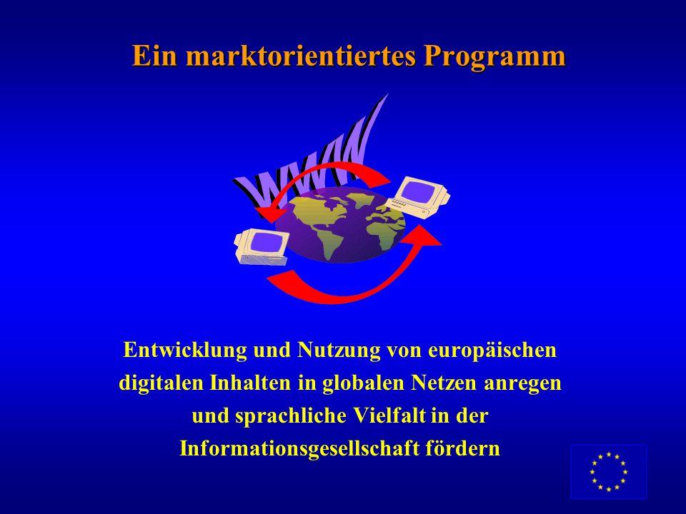 Ein marktorientiertes Programm