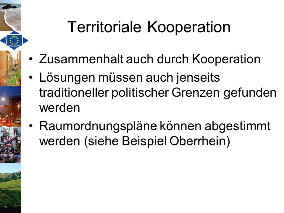 Territoriale Kooperation