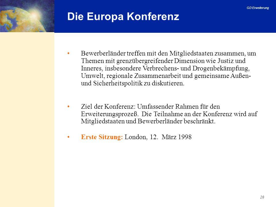 Die Europa Konferenz