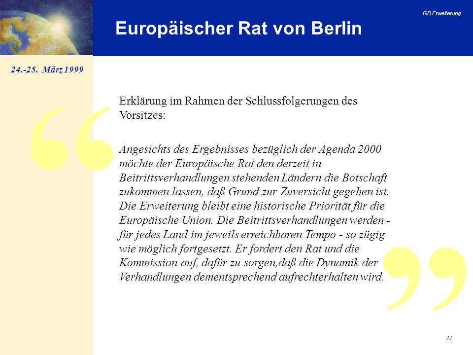 Europäischer Rat von Berlin
