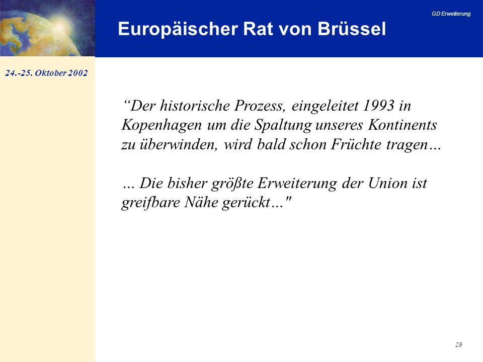 Europäischer Rat von Brüssel