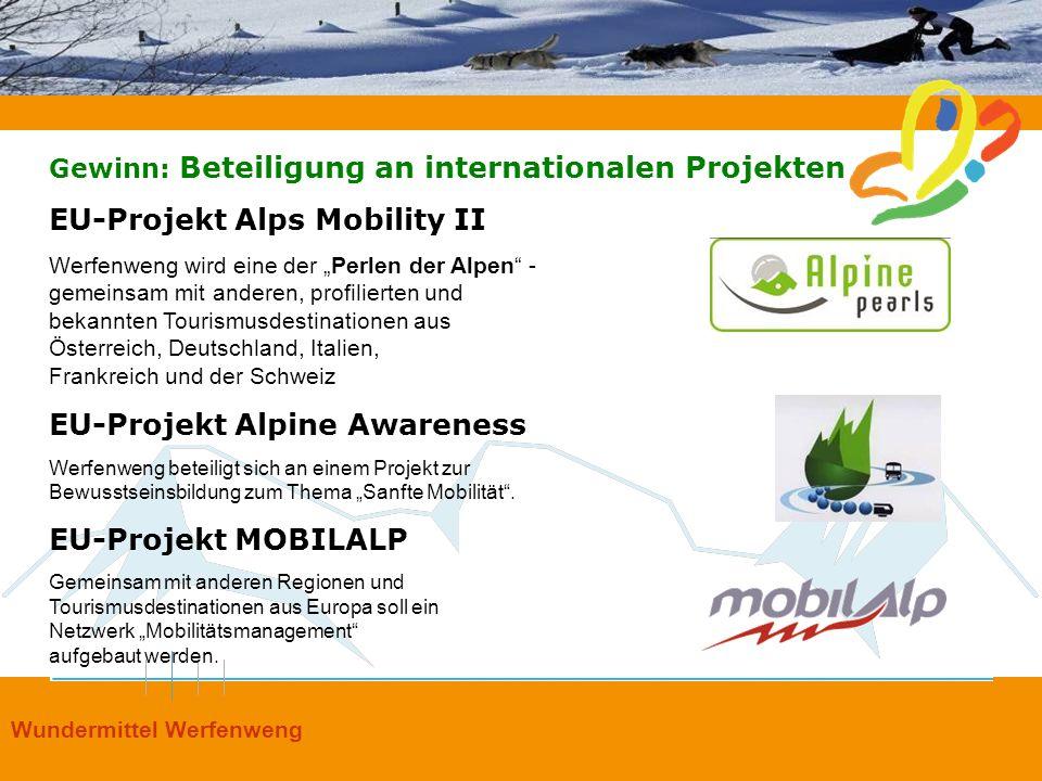 EU-Projekt Alps Mobility II