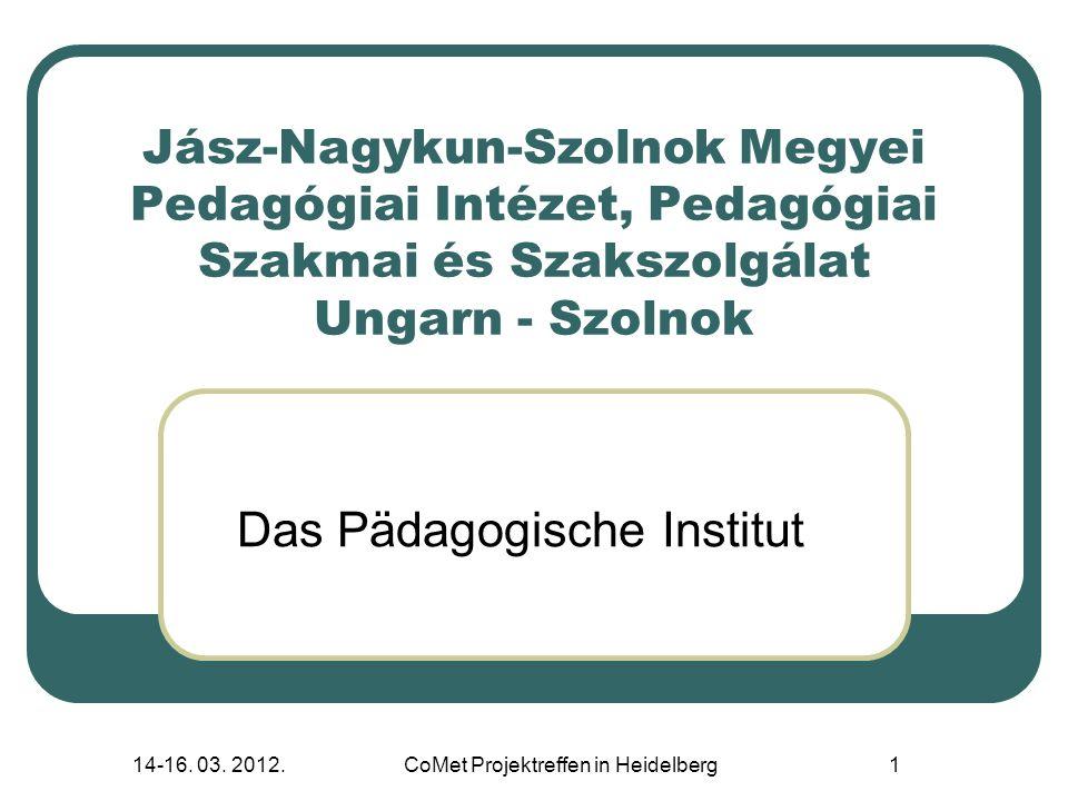 Das Pädagogische Institut