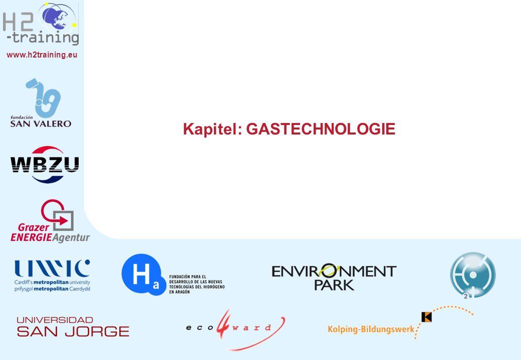 Kapitel: GASTECHNOLOGIE