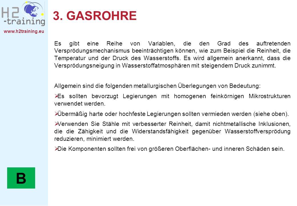 3. GASROHRE