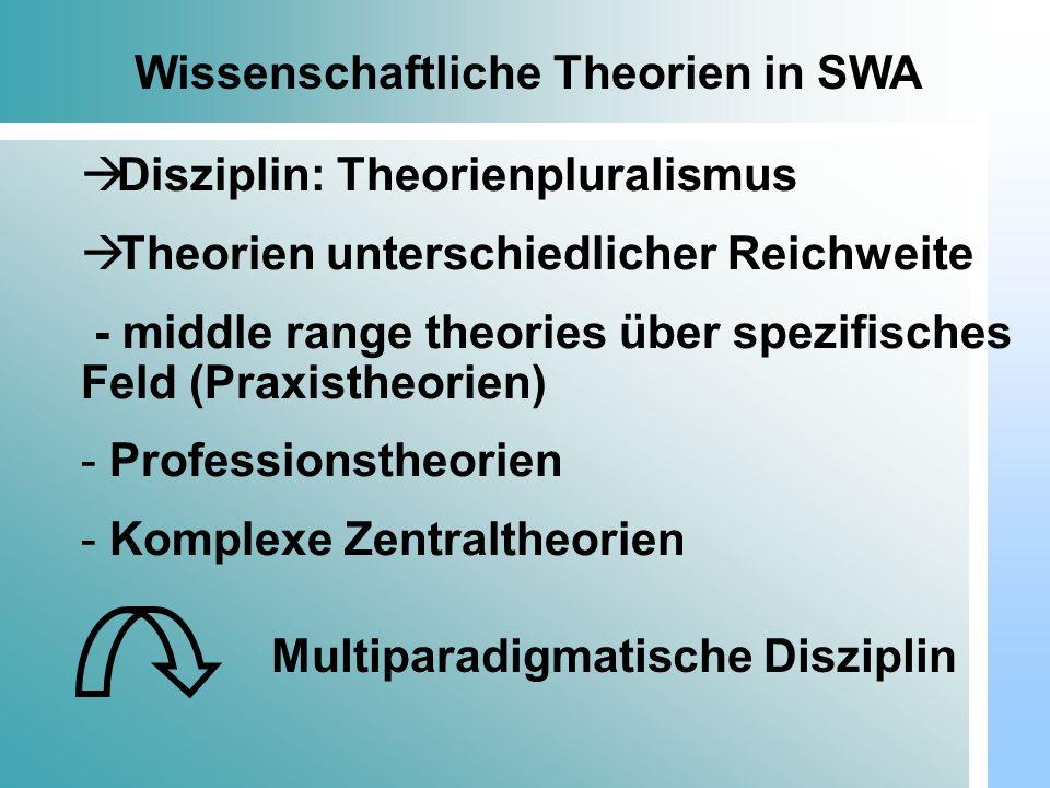 Wissenschaftliche Theorien in SWA